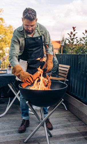BOWL Grill / Feuerschale