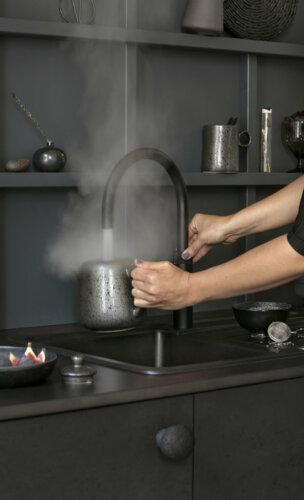 COMBI+ sofort kochendes & unbegrenzt warmes Wasser