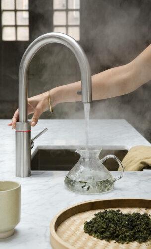 COMBI sofort kochendes oder warmes Wasser