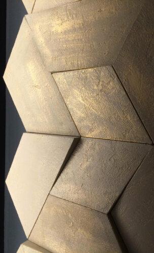 3D-Wandgestaltung mit 3D Wall Panels W100 & W101
