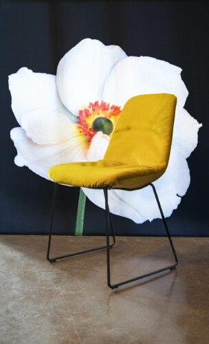 STEP chair mit Soft-Polsterung – sitzen wie auf Wolken