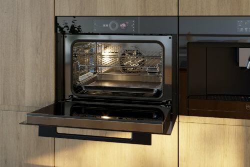 Combi-Steamer – Dampffunktion + Heißluft = perfektes Garergebnis