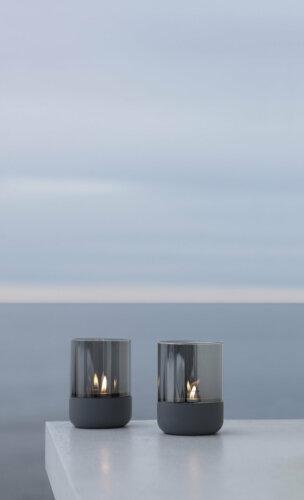 candle in the wind – Windlicht CALMA