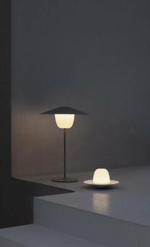 mobile LED-Leuchte ANI LAMP mit & ohne Standfuß